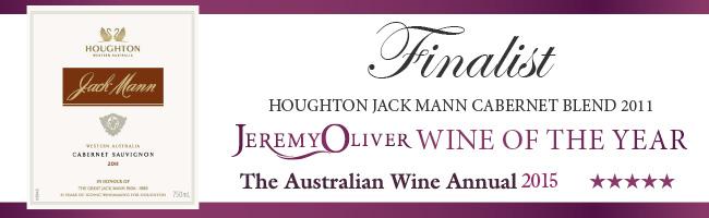 Houghton Jack Mann Cabernet Blend 2011