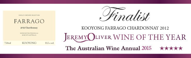 Kooyong Farrago Chardonnay 2012
