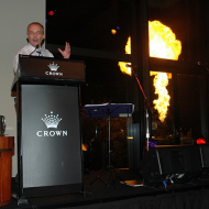 Oliver at Crown Casino